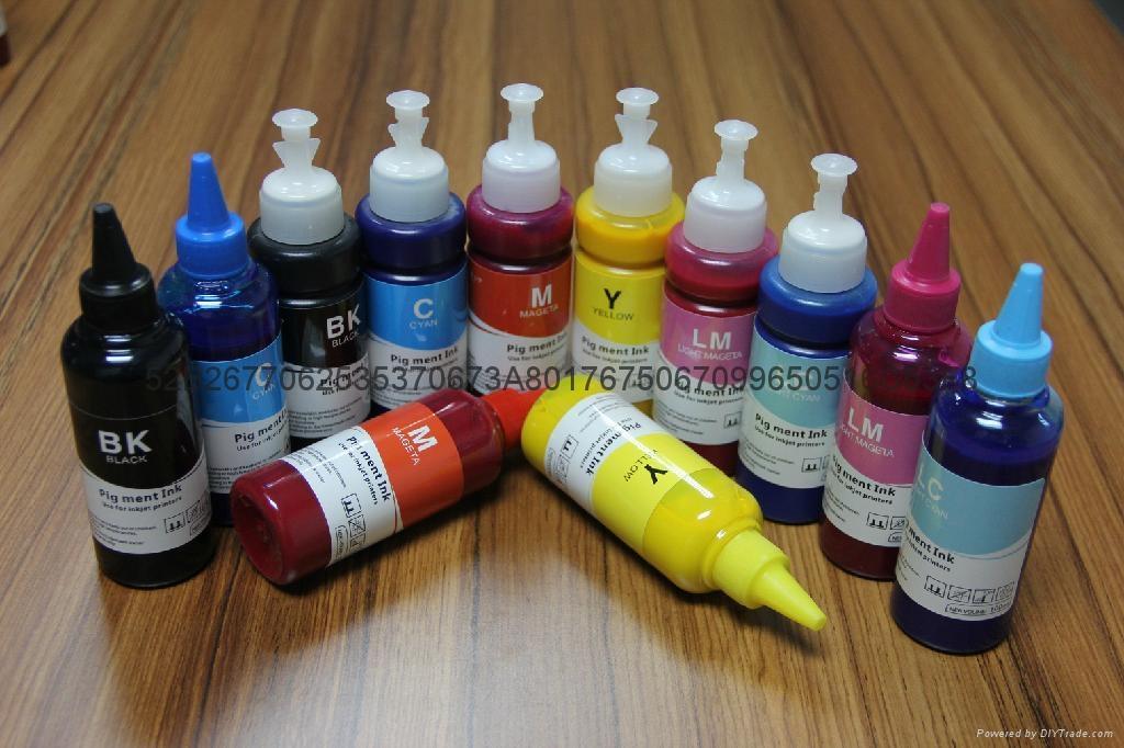 愛普生 Stylus Pro4900 4910 7600 9600 4000 顏料墨水 4