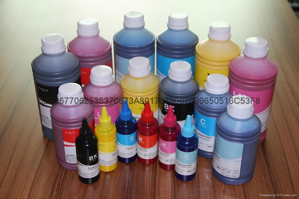 愛普生 Pro7800、9800、7880、9880顏料墨水 1