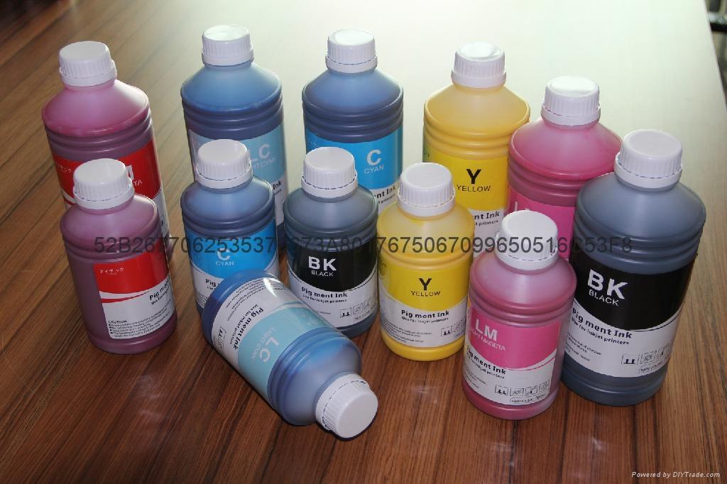 佳能W/8400/8200/7200 IPF5000/5100/6100/6000S/500/510/600/610顏料 4