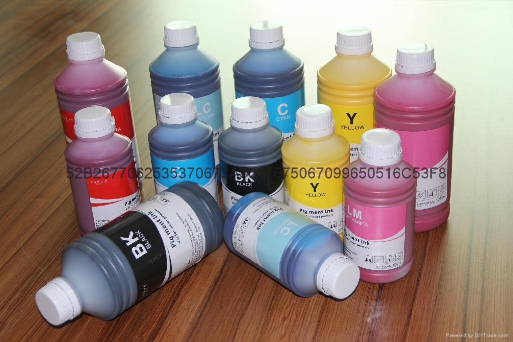 Pigment Ink for Espon B500N/300DN/508DN/308DN/310DN/510DN/3800/3850/3880/9700 2