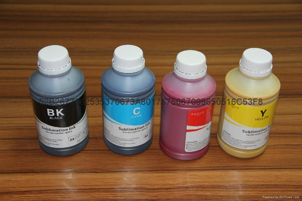 Sublimation Ink For EPSON Photo R260/R280/380/RX595/R265/R360/RX585/RX560/685 5