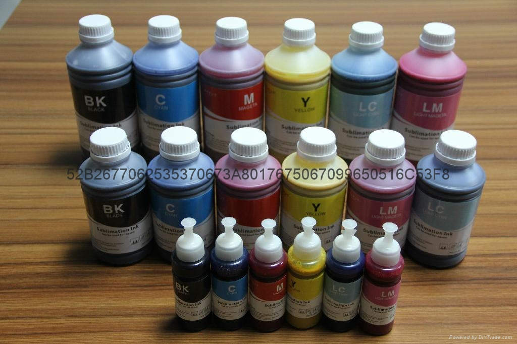 Sublimation Ink For Epson R230/R220/R280/R390/RX390/RX590/RX690 3