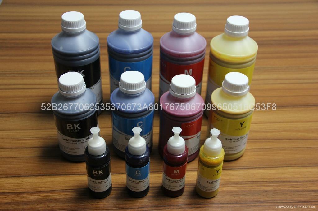 高級服裝印花分散墨水 熱轉印墨水 熱昇華墨水 6