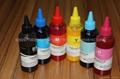 环保 不堵头 颜色艳丽 武藤第五代和第七代打印机 高品质热转印墨水 5