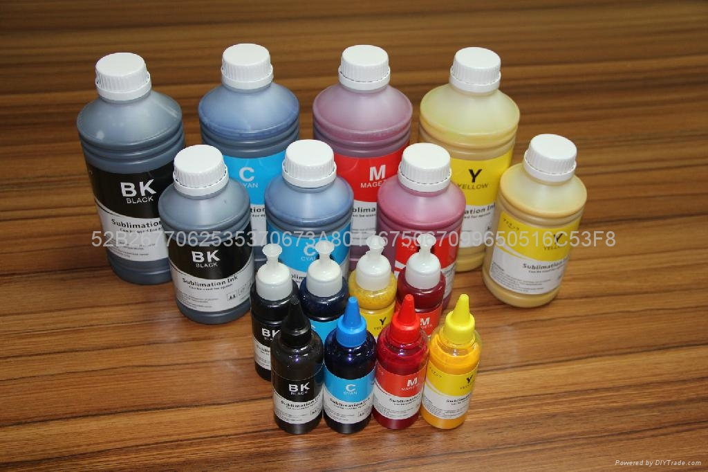 High quality sublimation ink heat transfer ink for epson S30680 S50680 S70680