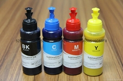 Water based Dye sublimation ink for epson T50 T60 printer