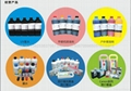 Eco solvent ink for Epson DX5 DX6 DX7 print head  4