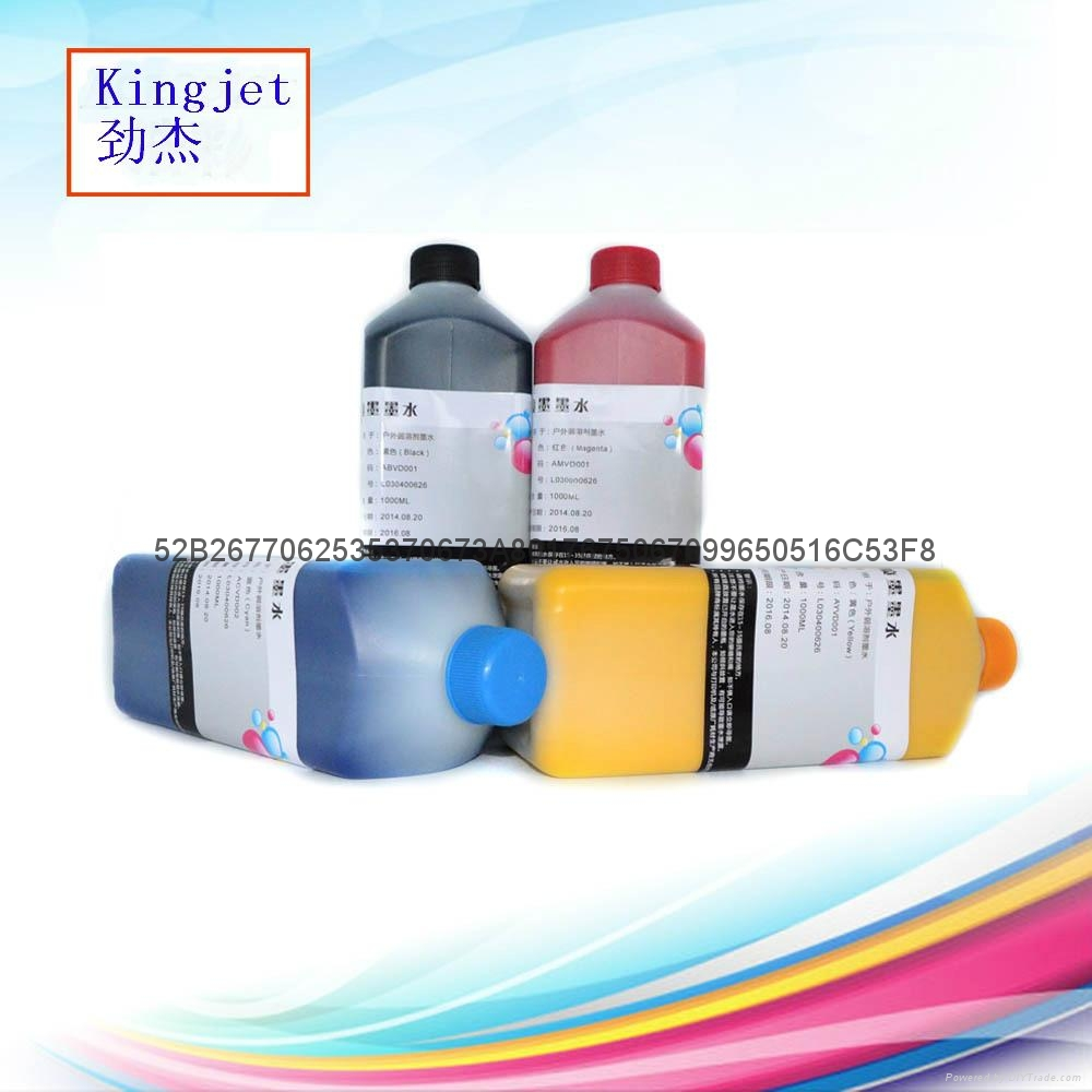 Cheap hot sale Printer eco solvent ink  1