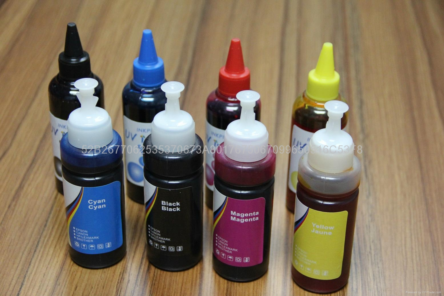 kingjet special dye ink printing ink for Epson printer  5
