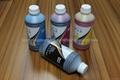 Wholesale 250ml UV dye ink used for Epson ME10/ME101 desktop printers