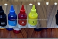 High quality textile pigment ink for digital textile printing