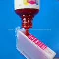 Pigment ink for art copy market large format water transfer printing ink