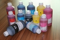 100ml waterproof bulk dye pigment Ink