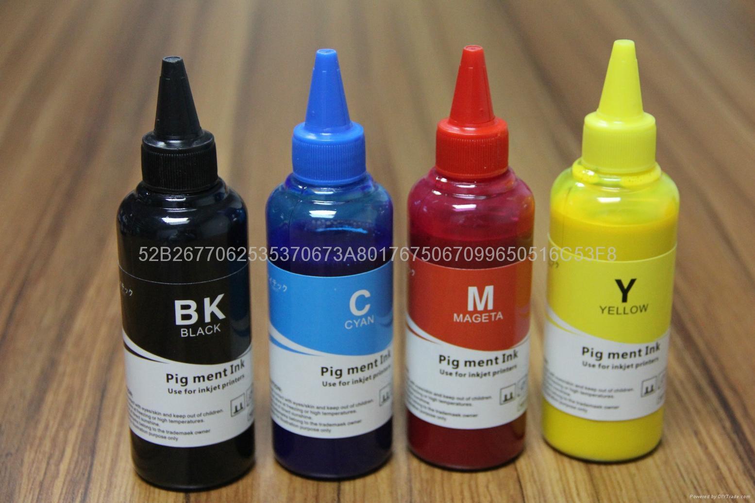 high quality kingjet bulk pigment ink for epson  1