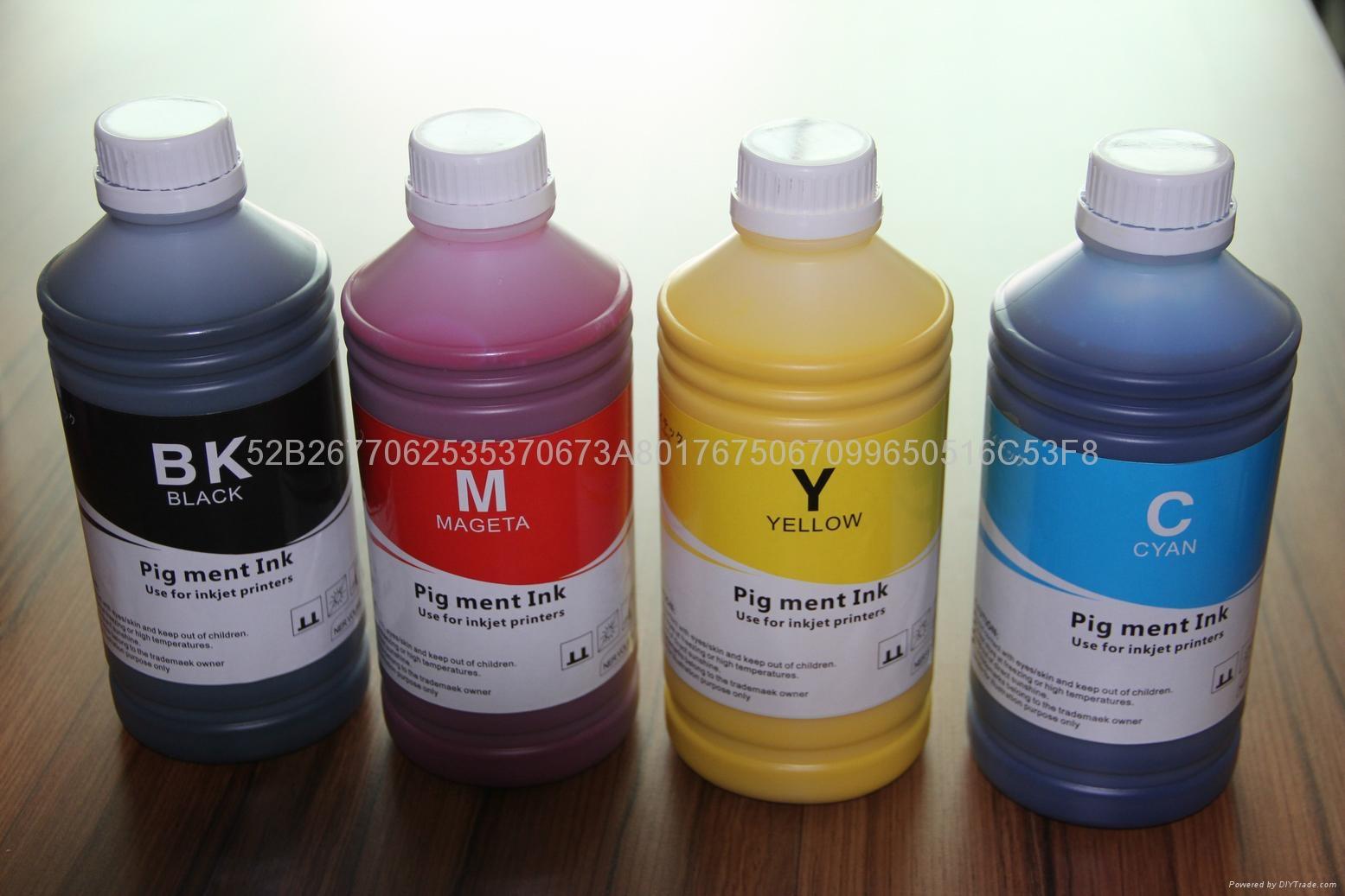 high quality kingjet bulk pigment ink for epson  3