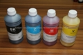 Water based dye sublimation ink for