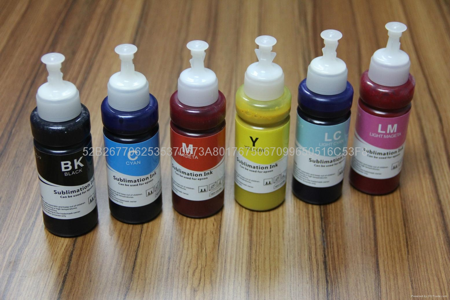 Water based dye sublimation ink for epson 7908 5