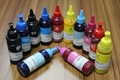 No fade deep black sublimation ink for Roland 640 740