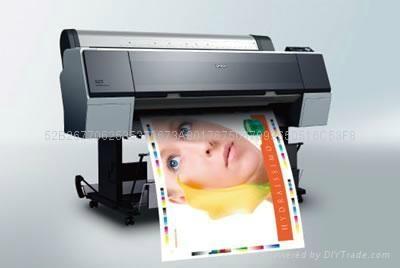 高品質特黑快干性熱昇華熱轉印墨水分散墨水 1