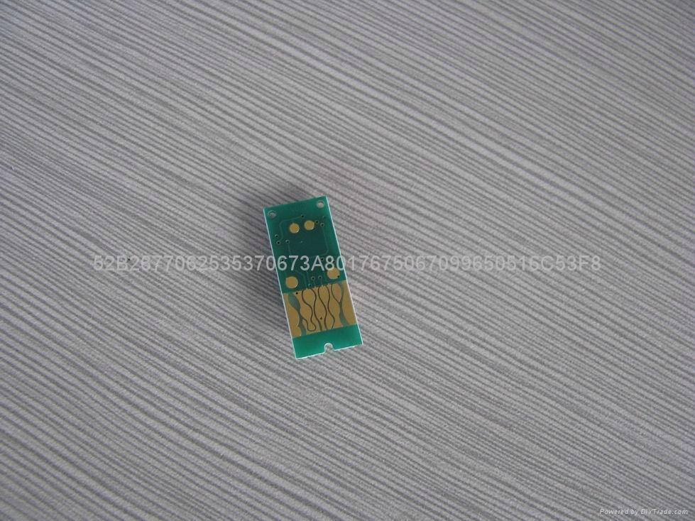 Reset cartridge chip use for epson 4900/4910 printer  1