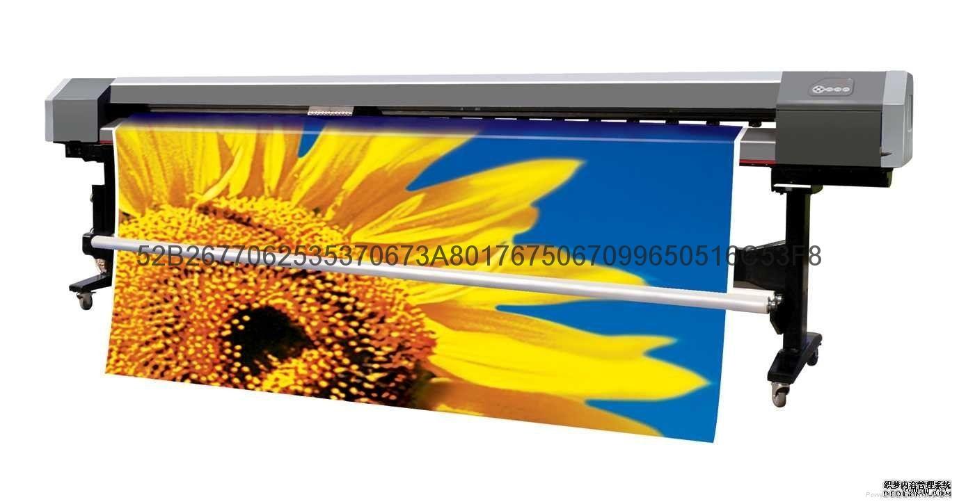 弱溶剂墨水适用赛博(EPSON DX5/ DX7 5113)喷头写真机 11