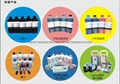 High quality Eco Solvent Ink for Epson Roland Mutoh Mimaki inkjet printer