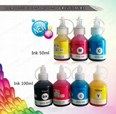 Premium water based dye Ink refill bottle for Brother DCP-T700W inkjet printer