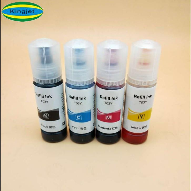Factory direct supply high quality dye ink for Epson EW-M770T M970A3T  1