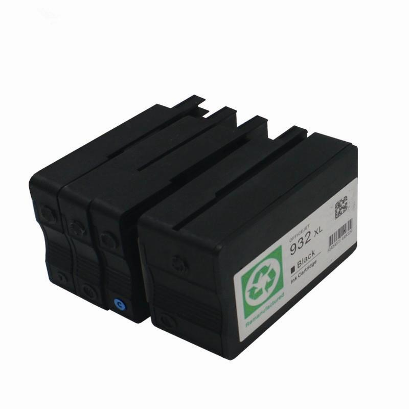 chip reset to full level oringinal ink cartridge for HP 932XL 933XL 1