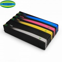 Kingjet newest product compatible ink cartridge for HP 976Y full with ink