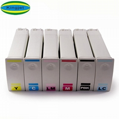 Wholesales compatible ink cartridge for HP 789 full with Latex ink