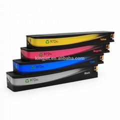 大幅面墨盒適用於HP 972/972XL