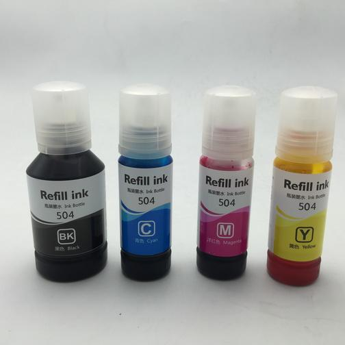 EPSON 003 dye ink with for L3100/3110/3150/3160/3101 printer