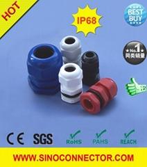 Pressacavi in nylon, Pressacavi plastica, Pressacavi plastici