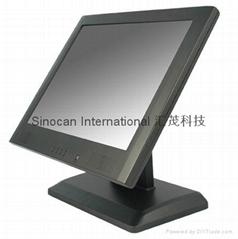 17寸液晶觸摸屏顯示器