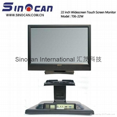 19 LCD Touch Screen Monitor