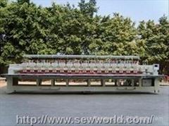 广州生产电脑绣花机