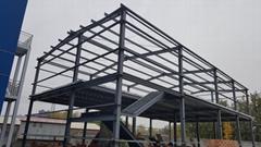 承接:鋼結構工程、樓房、廠房、彩鋼房、二手彩鋼房