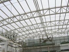 承接:钢结构工程、楼房、厂房加工、岩棉活动房、二手彩钢房