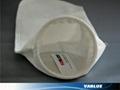 聚脂PE鋼圈線縫液體過濾袋