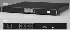 UPS 不断电系统 - 正弦波在线互动式(机架式)
