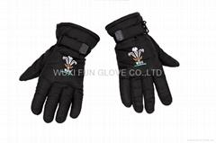 防水滑雪手套,3M保温棉手套