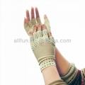 磁力點硅膠關節炎手套,用於緩解