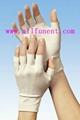 磁力點硅膠關節炎手套,用於緩解關節腫脹痛苦 4
