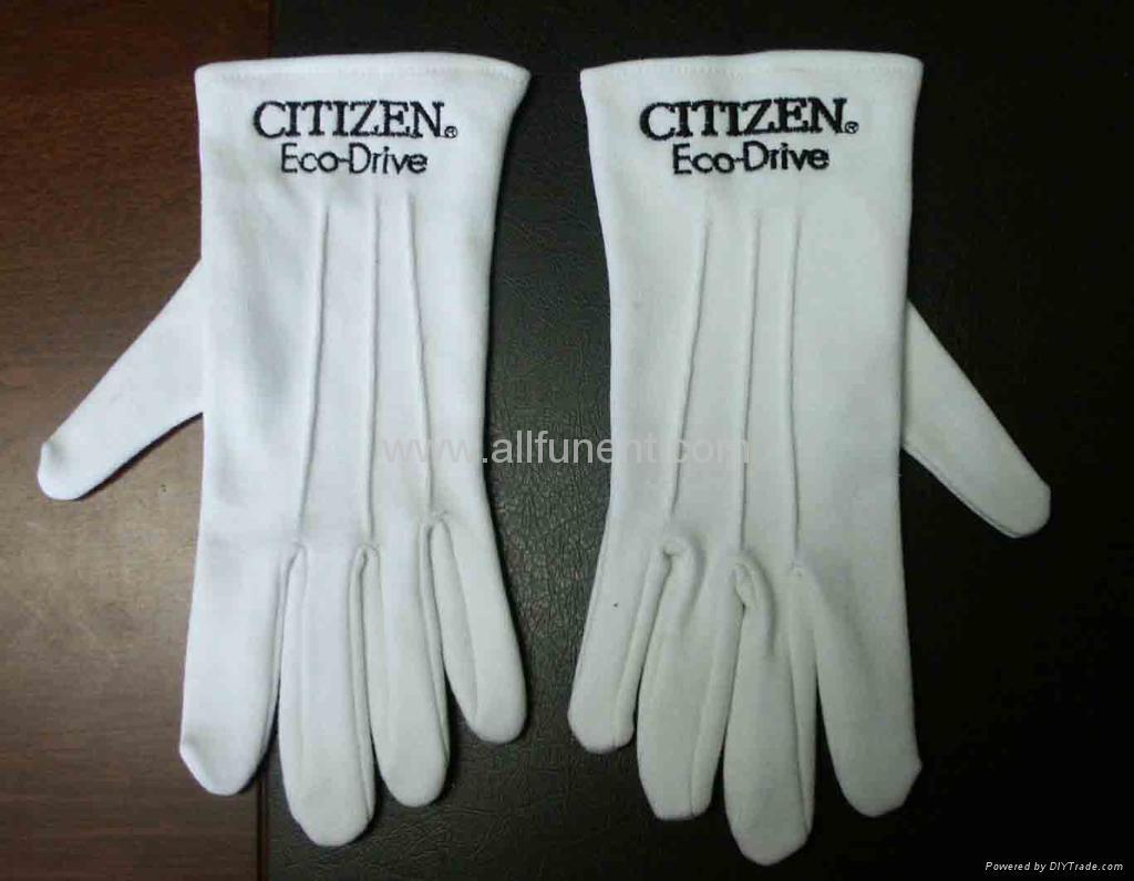 Printed gloves/masonic glove/embroidered glove/Men's formal gloves 5