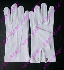 尼龍手套//禮儀手套/男士正裝手套/彈力尼龍花園手套