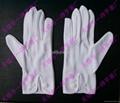 尼龍手套//禮儀手套/男士正裝手套/彈力尼龍花園手套 2