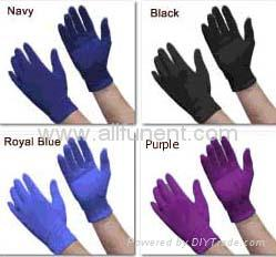 尼龍手套//禮儀手套/男士正裝手套/彈力尼龍花園手套 4