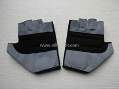 運動手套/超細纖維革手套/騎士手套
