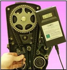 音波式皮帶張力計